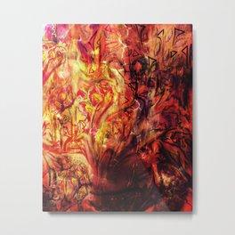 353 6 Metal Print