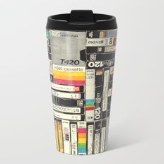 VHS Metal Travel Mug