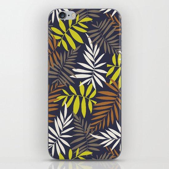Tropical fell II iPhone & iPod Skin