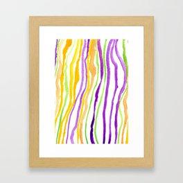 Meditation 34 Framed Art Print
