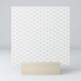 Light Tech hexagon 02 Mini Art Print