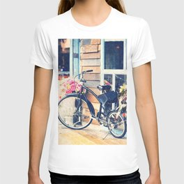 Life is Like Riding a Bicycle. T-shirt