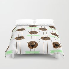 FINISH Duvet Cover