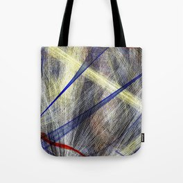 Ink Explosion  Tote Bag