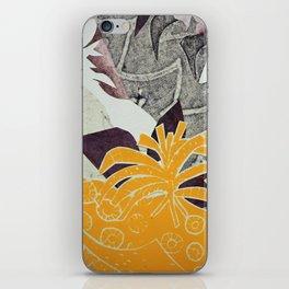 Urban Tropical iPhone Skin