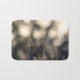 Branch in the forest Bath Mat