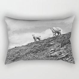 MOUTAIN GOATS // 2 Rectangular Pillow