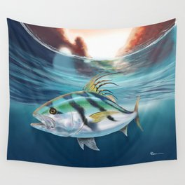 Cabo Rooster Wall Tapestry