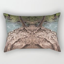 """Kingdom"" Rectangular Pillow"
