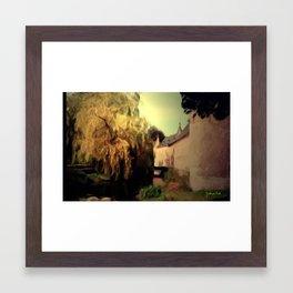 Castle of Spontin Framed Art Print