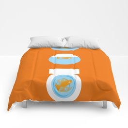 Flush Comforters