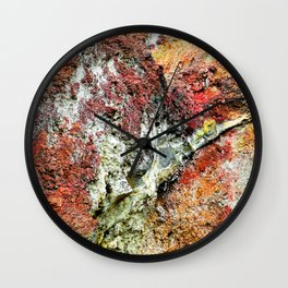 Volcanic One Wall Clock