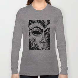 Dream of the Mask Long Sleeve T-shirt