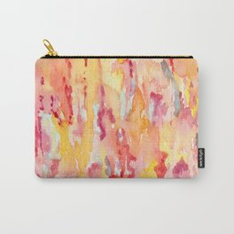 Dripping Watercolors Carry-All Pouch