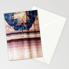 sleeping tree Stationery Cards