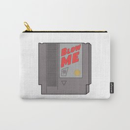 Blow me Console Carry-All Pouch