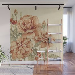 Vintage Touch 3 Wall Mural