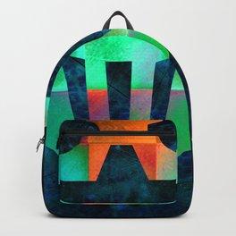 CHECKED DESIGN II - SKULL Backpack