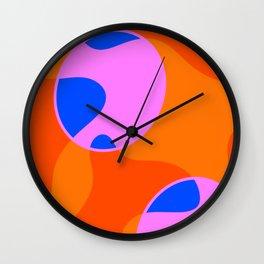 Print, Untitled 2/3 Wall Clock