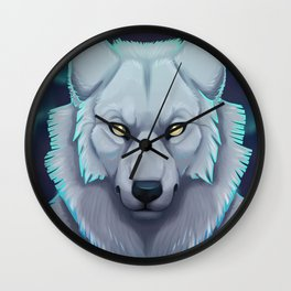Aurora Wall Clock