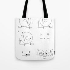 Drop a Beat! Tote Bag