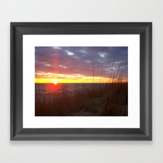 Ray of Light Framed Art Print