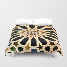 Azulejo de La Alhambra Duvet Cover