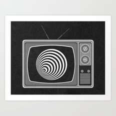 The Zone Art Print