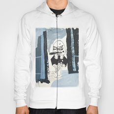smoker in the forest Hoody