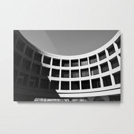 Brutal Arch Metal Print