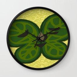 Tree Spirit 2nd Style Wall Clock