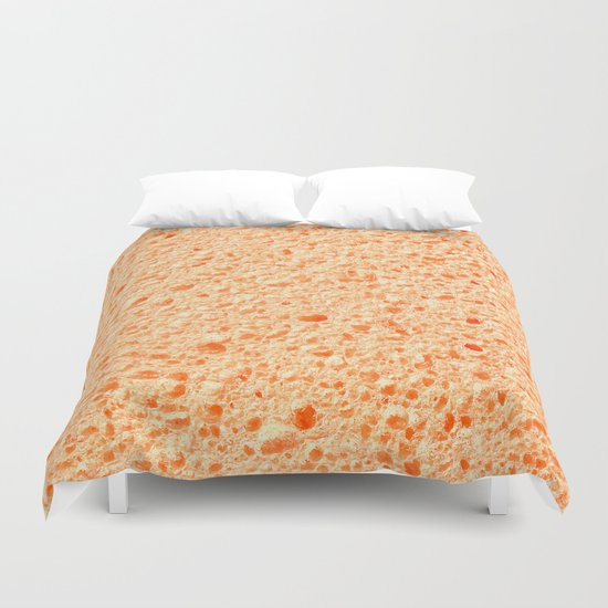 Sponge surface Duvet Cover