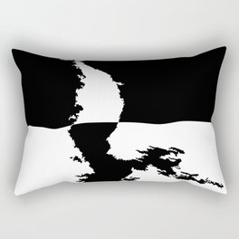 abstract 67 Rectangular Pillow