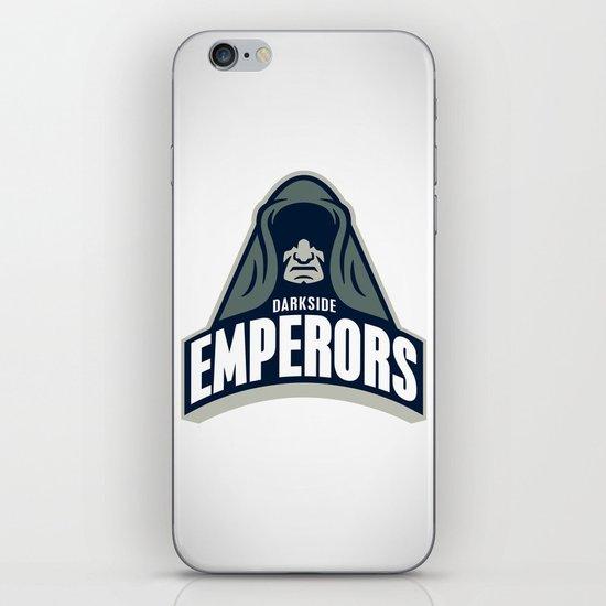 DarkSide Emperors iPhone & iPod Skin