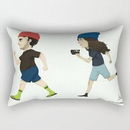 Chub N Tucking - H3H3productions Rectangular Pillow