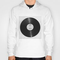 record Hoodies featuring Record by RMK Photography