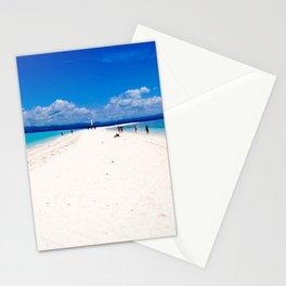 Kalanggaman Island, Leyte, Philippines Stationery Cards