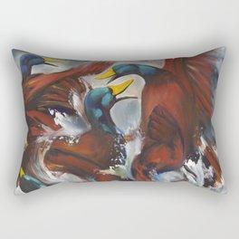 Ducks Rectangular Pillow