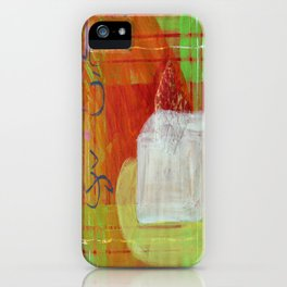 Untitled No.2 iPhone Case