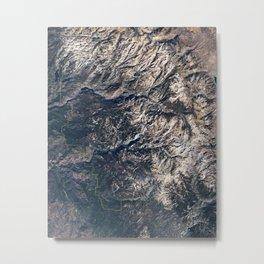 1196. Yosemite National Park Metal Print
