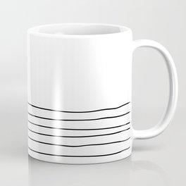 Representation of a calm mind Coffee Mug