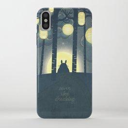 Totoro ' s Dream  iPhone Case