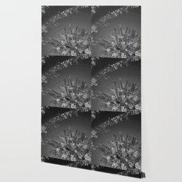 Future City Dark Wallpaper