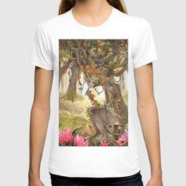 Forest Goddess T-shirt