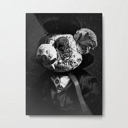 Vampig Metal Print