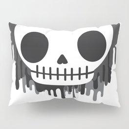 Painters skull Pillow Sham
