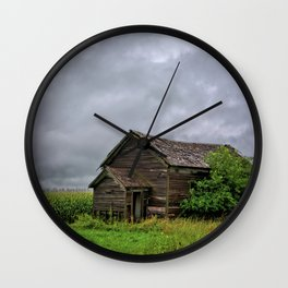 Storm School Wall Clock