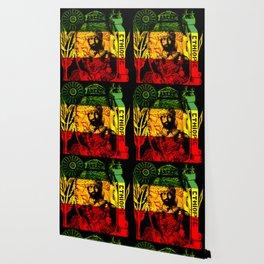 Haile Selassie Lion of Judah Wallpaper