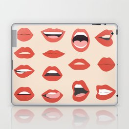 Lips III Laptop & iPad Skin