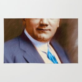 The Great Enrico Caruso Rug